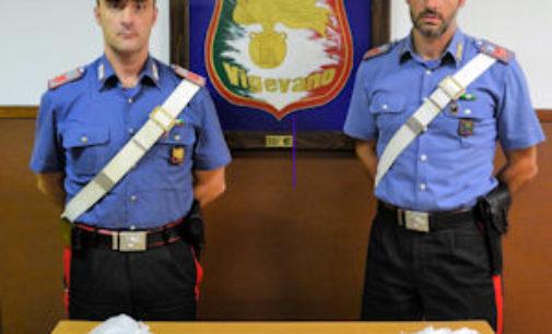 MORTARA CASTELLO D'AGOGNA 10/08/2015: Segnalazioni e arresti per la droga