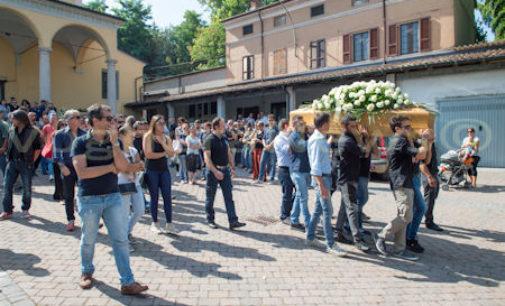 ARENA PO 04/08/2015: Svolti oggi i funerali di Claudio Preziosa