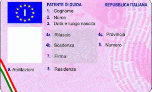 VIGEVANO 11/08/2015: Continua a guidare senza patente. Piastrellista denunciato per l'ottava volta