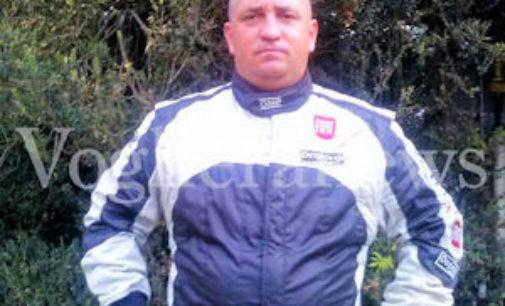 GUBBIO 22/08/2015: Anche Andrea Tigo Salviotti al via del rally Campionato italiano velocità montagna