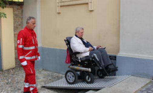 PIZZALE 30/09/2015: A Porana una pedana per diversamente abili in ricordo di Fabrizia