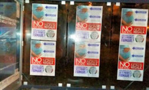 """VOGHERA PAVIA 30/10/2015: No allo """"Ius Soli"""". Parte la raccolta firme di CasaPound"""