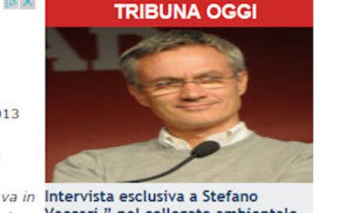 """ROMA 30/10/2015: Ambiente Retewebitalia. Intervista esclusiva a Stefano Vaccari """" nel collegato ambientale tre direzioni per cambiare davvero"""""""
