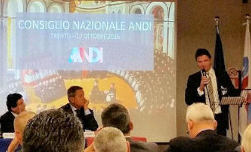 PAVIA 06/11/2015: Il Presidente ANDI Pavia Marco Colombo entra nella Commissione Congressuale Nazionale
