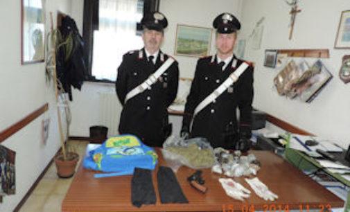VOGHERA 03/11/2015: Vogherese denunciato a Gropello per porto di oggetti atti ad offendere