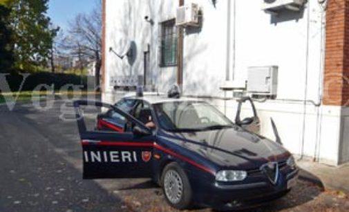 TORRICELLA VERZATE 03/11/2015: Sospetto fra le auto del cimitero. 29enne arrestato per resistenza e minacce