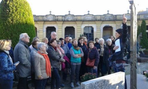 VOGHERA 04/11/2015: Anche visite guidate al Cimitero Maggiore in occasione di Ognissanti