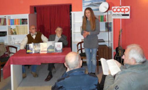 """VOGHERA 02/11/2015: Alla Ticinum il libro """"Pane e politica"""" del vigevanese Carlo Nipoti"""