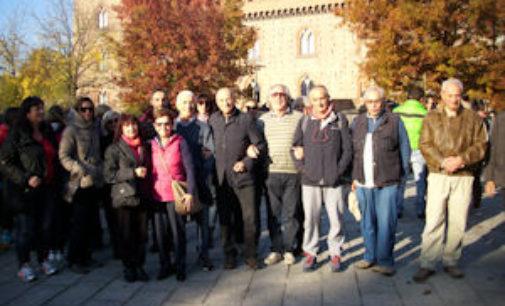 VOGHERA 02/11/2015: Trekking urbano a Pavia per il comitato Soci Coop ed atletica pavese