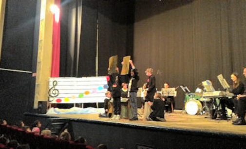 VOGHERA 20/11/2015: Scuola. Appuntamenti musicali all'Istituto Comprensivo di Via Dante