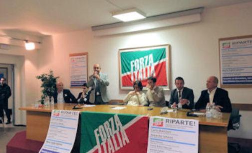 """PAVIA 22/11/2015: Forza Italia. """"Basa liti. Tutti uniti per ripartire"""". Il convegno in città  con Gelimini"""