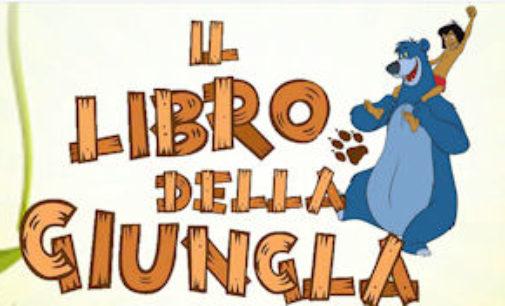 """LUNGAVILLA 05/11/2015: Sabato il musical """"Il Libro della giungla"""" in versione Compagnia di Sannazzaro"""