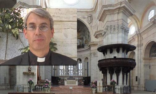 """PAVIA 16/11/2015: Corrado Sanguineti sarà il nuovo vescovo di Pavia. E' con molto timore e trepidazione che vengo tra voi"""""""