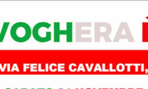 VOGHERA 17/11/2015: Voghera E' inaugura la nuova sede. Sabato in via Cavallotti