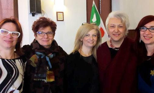VOGHERA 14/12/2015: Alessandra Bazardi eletta nuovo segretario cittadino del Pd