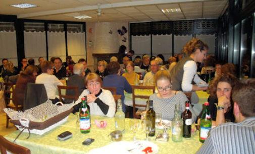 """BAGNARIA 07/12/2015: Sabato la cena sociale della Pro Loco """"Amici di Ponte Crenna""""."""
