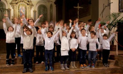 VOGHERA 18/12/2015: Successo per il Concerto di Natale della Scuola Primaria De Amicis