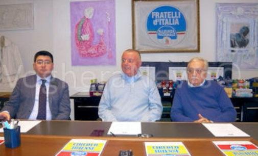 """VOGHERA 22/12/2015: Fratelli d'Italia. """"Aiutiamo gli italiani dimenticati. Noi punto di riferimento nel centro destra"""""""