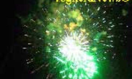 VOGHERA 18/12/2015: Botti di Capodanno. Pd e Idr chiedono di vietarli. Oggi voltantinaggio in piazza