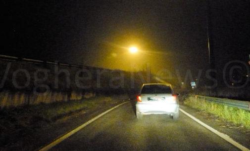 VOGHERA 23/12/2015: Raffica di incidenti stradali negli ultimi giorni. In due casi i mezzi sono stati abbandonati in mezzo alla carreggiata rischiando di provocare altri guai