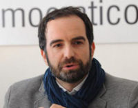 ROMA 11/12/2015: Retewebitalia. Intervista ad Alessandro Alfieri, segretario regionale del Pd lombardo e consigliere regionale