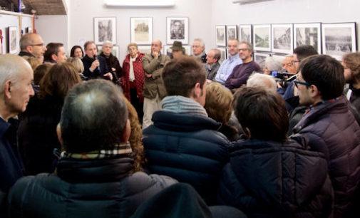 VOGHERA 07/12/2015: Fotografia. Inaugurata la mostra delle antiche Cartoline della città