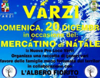 VARZI 03/12/2015: Un Natale di Solidarietà nel Borgo e in Valle Staffora. Domenica 20 maxi raccolta di generi di prima necessità destinati a 150 famiglie bisognose