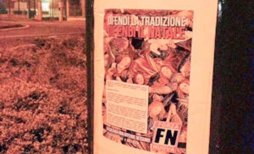 VILLANTERIO 11/12/2015: Un altro Natale negato agli alunni. Proteste da ogni parte (Forza Nuova stanotte ha tappezzato il paese di volantini). I precedenti a Vistarino e Montebello