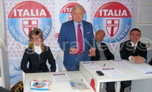 VOGHERA 25/01/2016: Morte di Gian Carlo Abelli. Il cordoglio dell'On Affronti. Domani i funerali. Presente forse anche Berlusconi