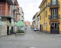 VOGHERA 27/01/2016: Fognatura nuova in via Barenghi. Servirà per evitare gli allagamenti della vicina via Emilia in caso di piogge intense