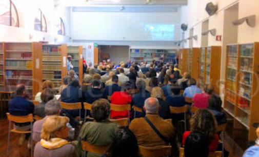 """VOGHERA 14/11/2019: In Biblioteca la presentazione del libro la """"Colonna Spezzata"""""""