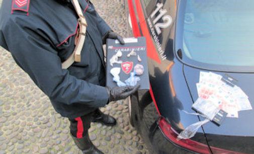 CASORATE SANT'ALESSIO 22/01/2016: Carabinieri. Tre arresti per droga ed estorsione