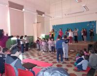 VOGHERA 25/01/2016: Scuola. Nuovi incontri dei piccoli della scuola dell'Infanzia alla Primaria De Amicis