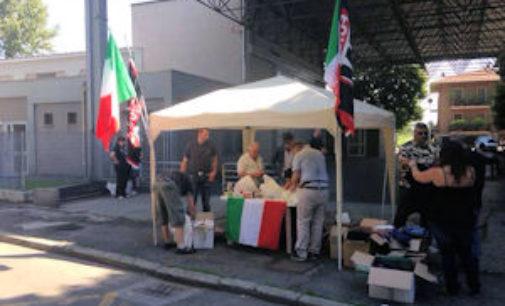 PAVIA 08/05/2020: I militanti forzanovisti di Pavia lasciano Forza Nuova