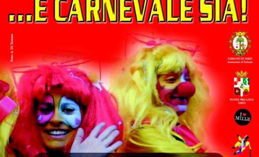 VARZI 19/01/2016: E Carnevale sia! Già stabilito il programma della festa principe della Valle Staffora e non solo