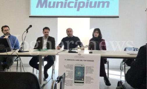 VOGHERA 04/02/2016: Presentata l'Applicazione per smartphone del Comune dedicata a cittadini e visitatori