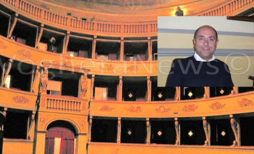 """VOGHERA 28/02/2016: Il sindaco Carlo Barbieri sul recupero del Teatro Sociale. """"La delibera Esselunga c'è. Il progetto può procedere"""""""