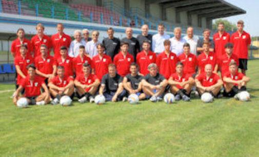 VOGHERA 07/02/2016: Calcio. Serie D, girone A: OltrepoVoghera-Caronnese, 2-0