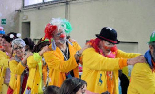 MONTEBELLO 05/02/2016: I Clown di corsia Auser domani alla festa di carnevale al Centro Commerciale
