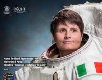 PAVIA 19/02/2016: L'astronauta Samantha Cristoforetti ospite dell'Università di Pavia