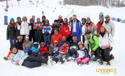 VARZI 08/02/2016: Settimana bianca a Livigno per il Cral Ospedaliero