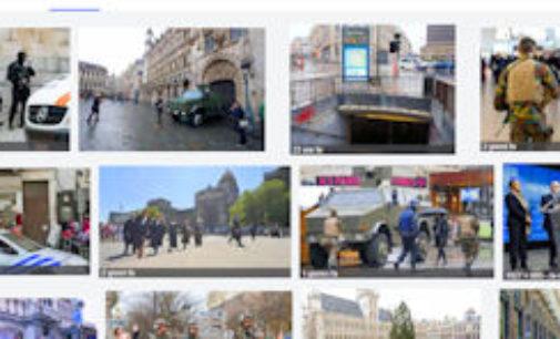 PAVIA 22/03/2016: Attentati di Bruxelles. Domani presidio cgil cisl uil in piazza della Vittoria