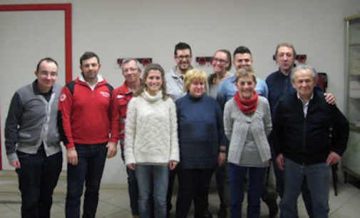 VOGHERA 08/03/2016: Croce rossa. Pronti 8 nuovi Operatori Sociali Generici