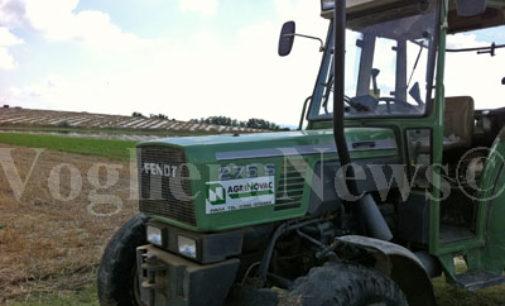 BAGNARIA 29/03/2016: Nuove norme. In paese i corsi per la guida di trattori agricoli e forestali