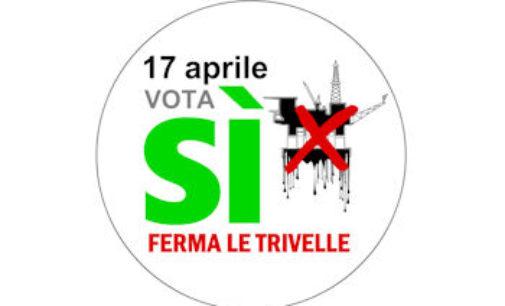 PAVIA 29/03/2016: Referendum Trivelle. Giovedì conferenza del Comitato per il SI