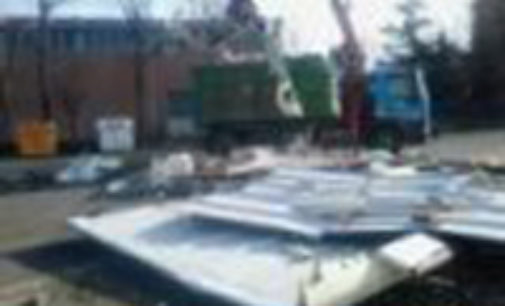 VOGHERA 15/03/2016: Maltempo. La Regione lancia l'emergenza vento sull'Oltrepo Pavese