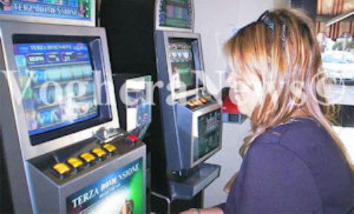 VOGHERA 12/03/2016: Gioco d'azzardo. In città più locali con slot che a Pavia