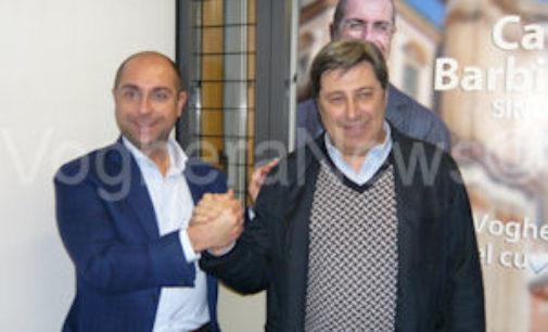 VOGHERA 27/06/2020: Elezioni. Torriani rientra nel partito. Bufera in Forza Italia