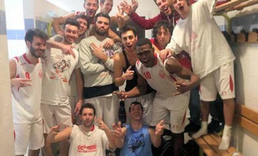 VOGHERA 29/04/2016: Basket. La Phoenix Voghera in gara 3 agguanta la Semifinale
