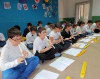VOGHERA 22/04/2016: Impegno e passione musicale. Il Progetto Musica alla Primaria De Amicis